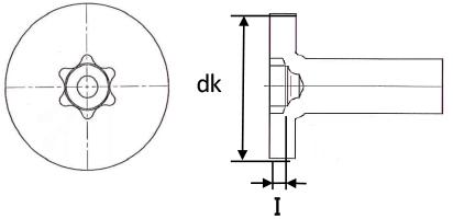Precision No.0  Thin flat head